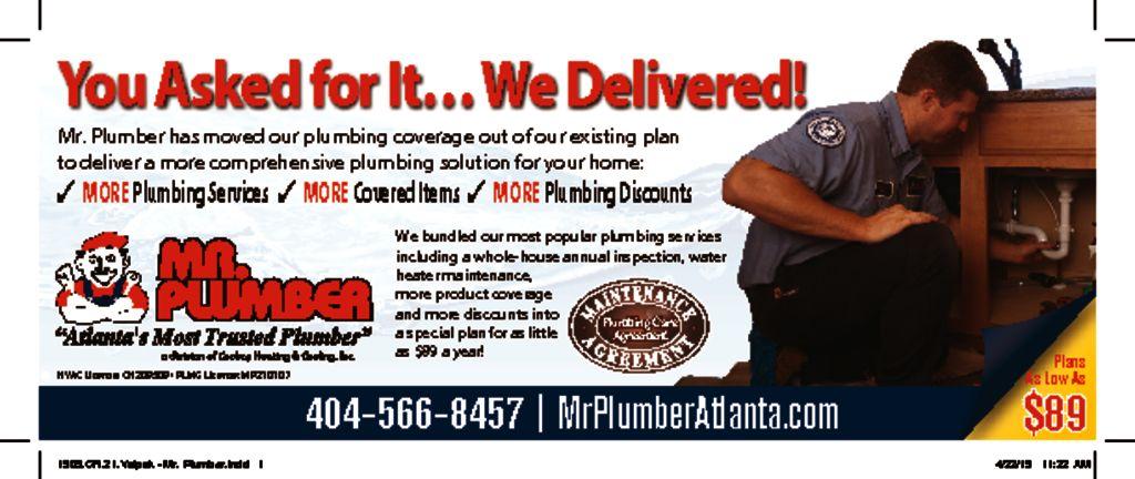 Mr Plumber Valpak Wrench Group