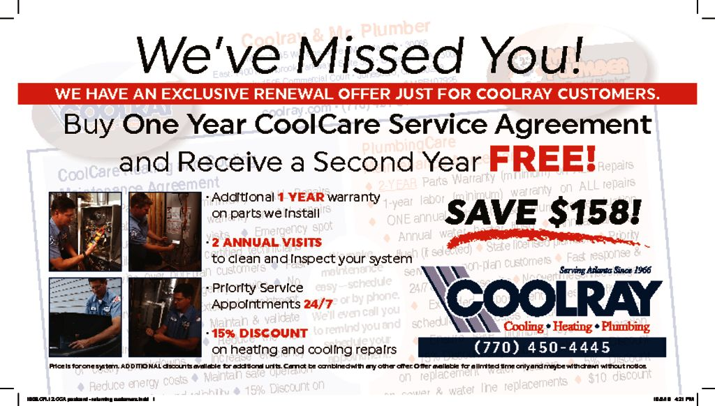 Coolray Postcard Coolcare Wrench Group