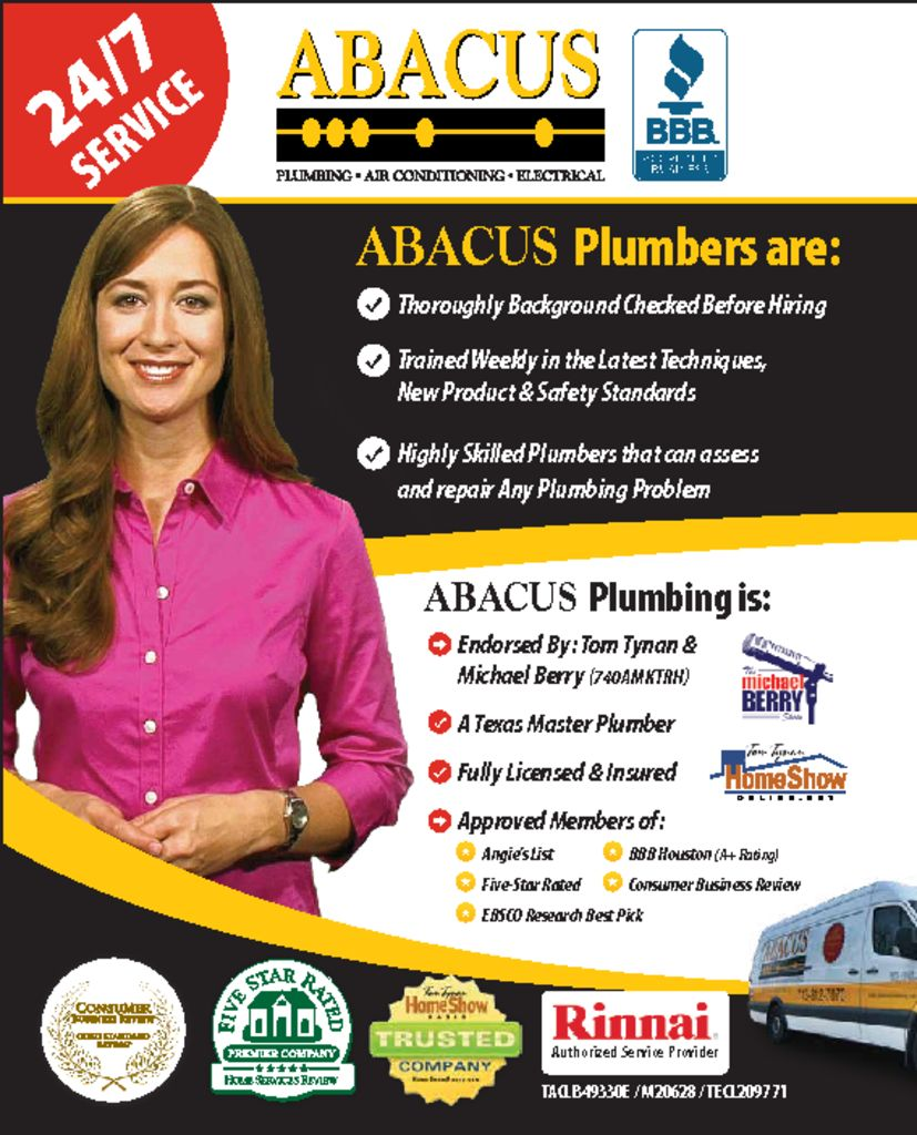Abacus Cdt Plumbing Contractors Wrench Group