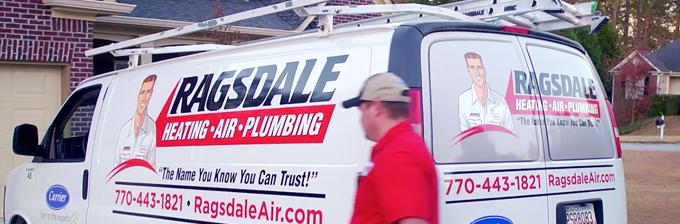 Ragsdale banner