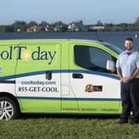 CoolToday Van