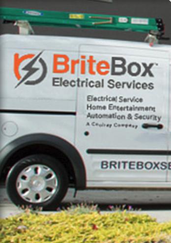 BriteBox van