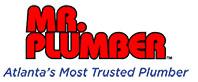 Mr. Plumber logo