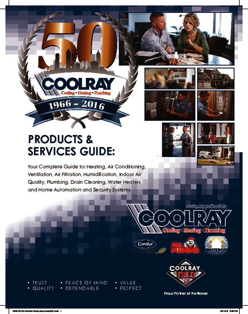 Coolray Comfort Guide Tech Book - Wrench Group